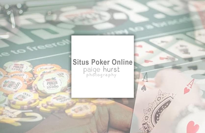 Website Situs Poker Online Penyedia Fitur Link Alternatif